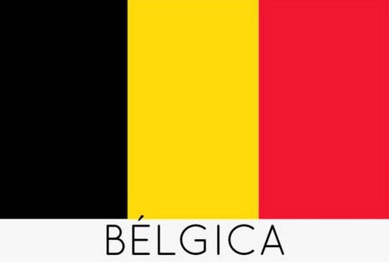 Bandera de Belgica luto atentado terroriste