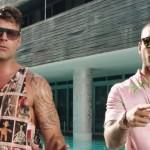 Fotos de Maluma y Ricky Martin