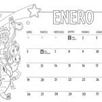 Calendarios enero 2016
