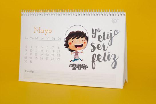Calendarios mayo 2016 gratis