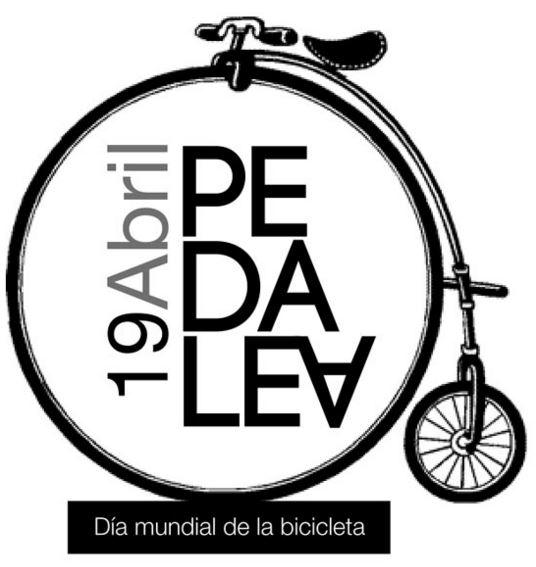 Cartelitos para el dia de la bicicleta