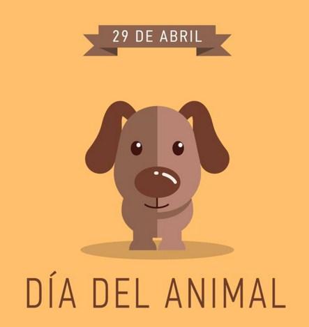 Cartelitos para el dia del animal
