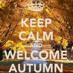 Cartelitos para otoño