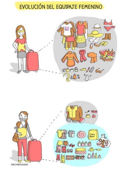 Chistes de equipaje