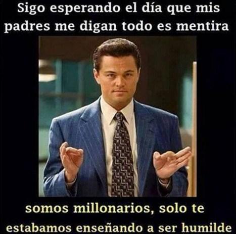 Chistes sobre querer ser millonario