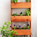 Imagenes de jardines verticales caseros