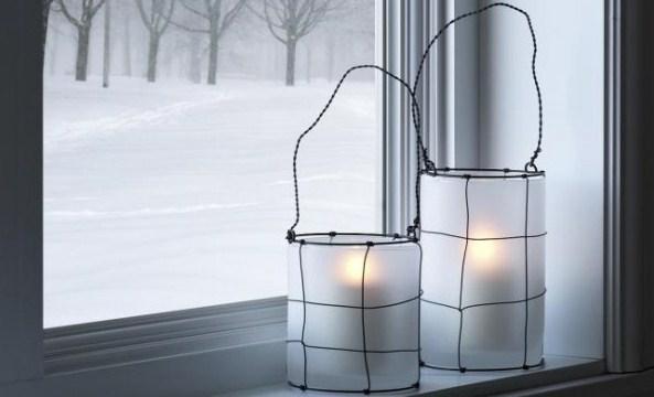 Decorar dormitorios con velas