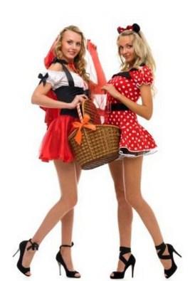Disfraz para halloween y noche de bujas