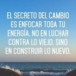 El secreto del cambio