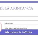 Fechas cheque de la abundancia 2017