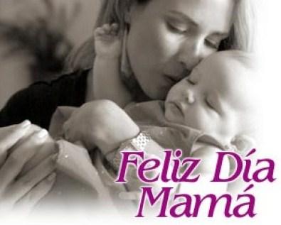 Feliz día para mamá