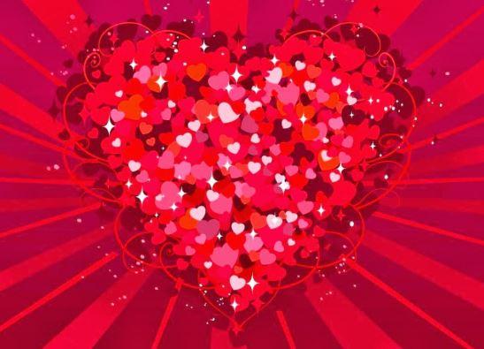 Fotos de corazones bonitos