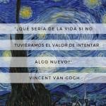 Frases bonitas de Van Gogh