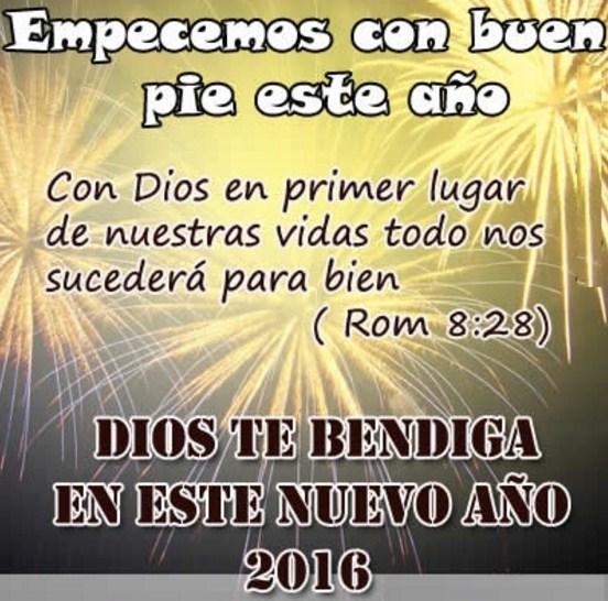Frases de Dios para el 2016