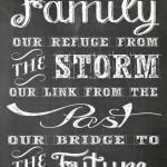 Frases de familia en ingles traducidas