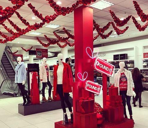 Ideas para decorar un local comercial en navidad con poco dinero