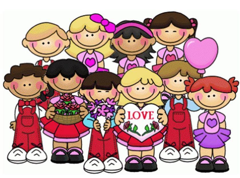 Imágenes de san valentin infantiles