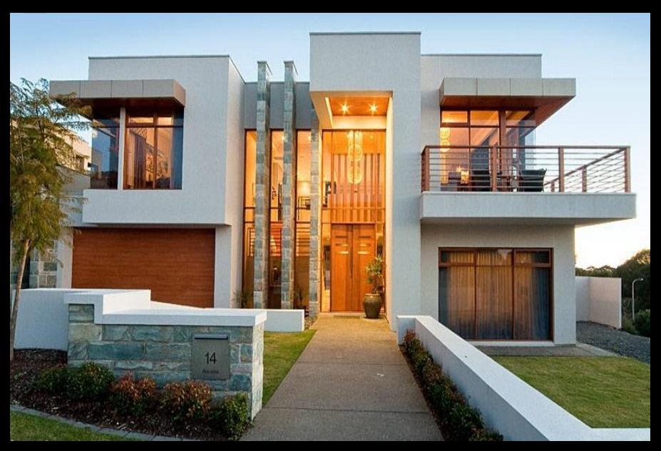 Imagen de casa moderna