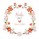 Imagenes adios 2016 bienvenido 2017