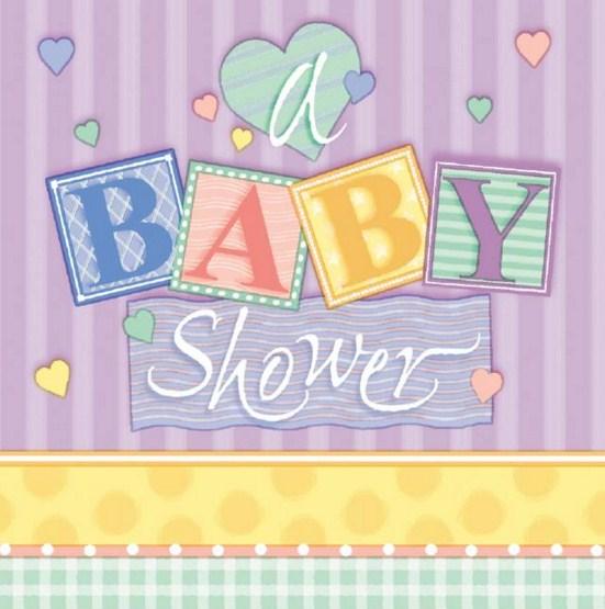 Imagenes bonitas de Baby Shower