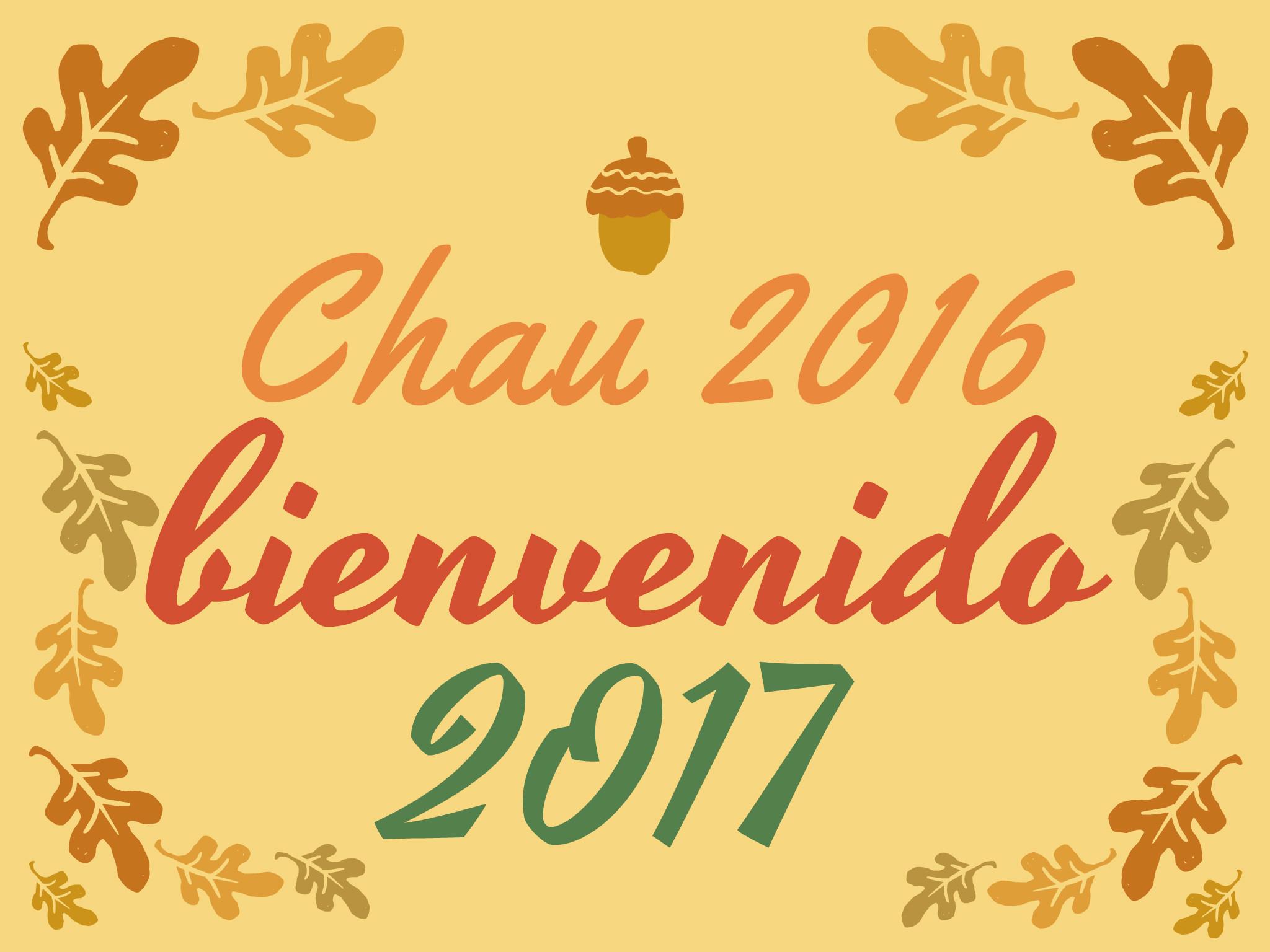 Imagenes chau 2016 bienvenido 2017
