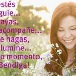 Imagenes con frases bonitas Dios te bendiga