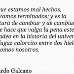Imagenes con frases de Eduardo Galeano