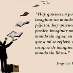 Imagenes con frases de Jorge Luis Borges
