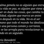 Imagenes con frases de Mario Benedetti