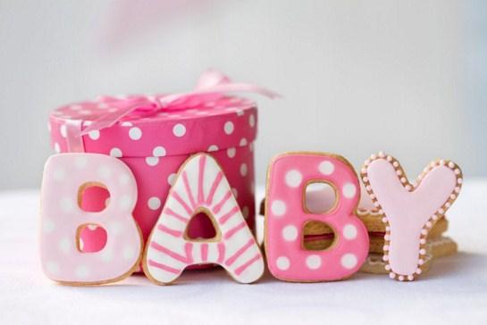 Imagenes de Baby Shower rosa
