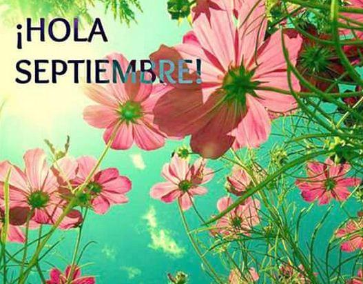 Imagenes de Hola septiembre