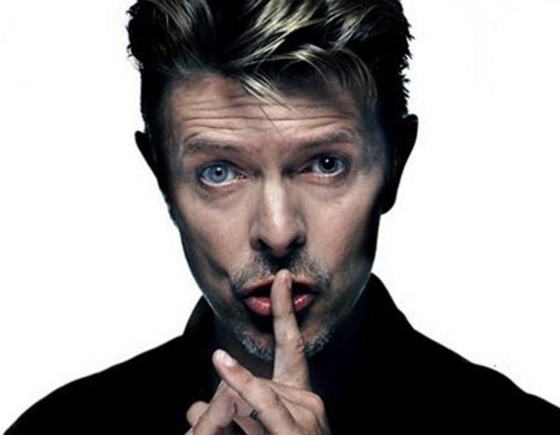 Imagenes de adios a David Bowie