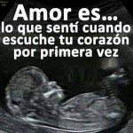 Imagenes de amor a mi bebé