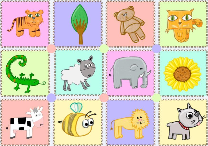 Imagenes de animales para niños pequeños