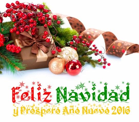 Imagenes de feliz navidad y prospero año nuevo