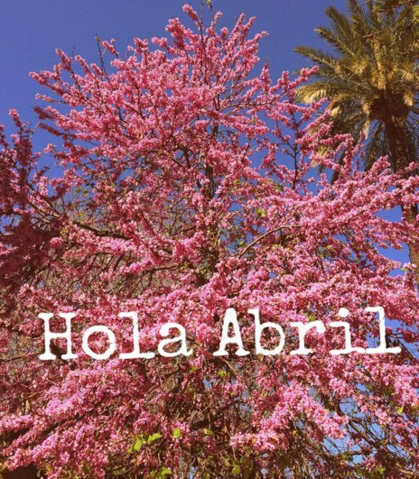 Imagenes de hola abril para whatsapp