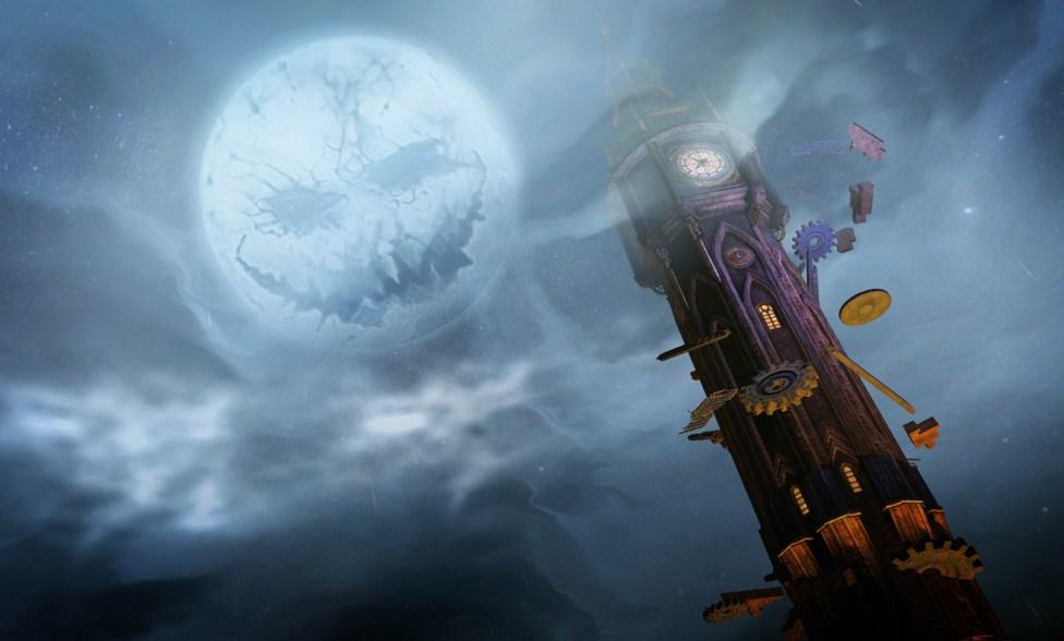 Imagenes de miedo para Halloween y noche de brujas