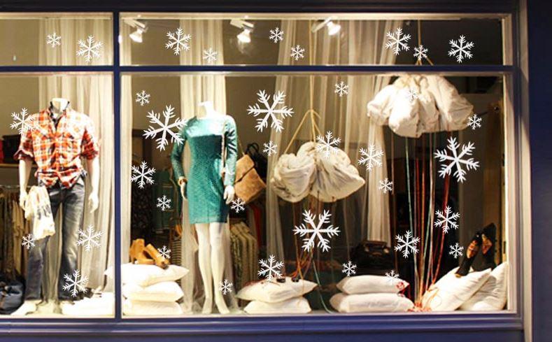 Imagenes decoracion navideña para locales