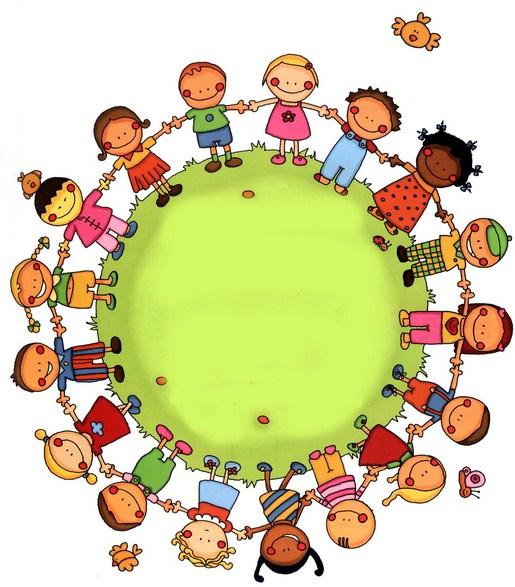Imagenes del dia de la raza para niños a colores