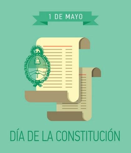 Imagenes dia de la constitucion nacional argentina