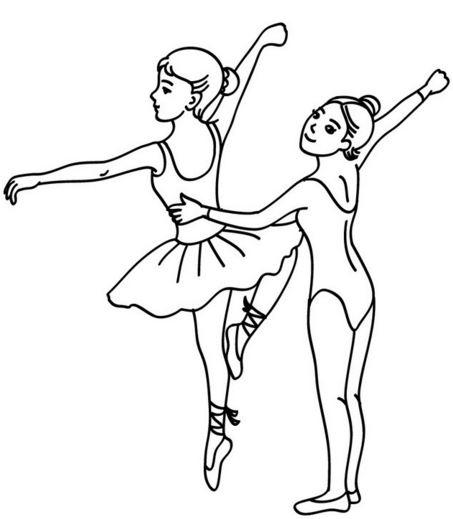Imagenes dia internacional de la danza para pintar