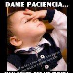 Imagenes Dios mio dame paciencia