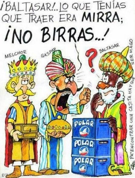 Imagenes divertidas de los reyes magos para Whatsapp