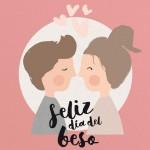 Dia internacional del beso imagenes para Facebook
