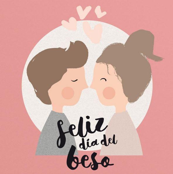 Imagenes feliz dia del beso