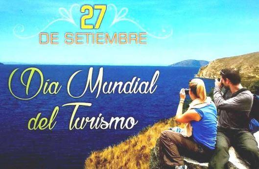 Imagenes feliz dia mundial del turismo