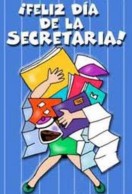 Imagenes graciosas para el dia de la secretaria