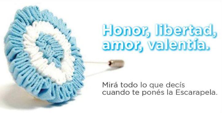 Imagenes para el dia de la escarapela argentina