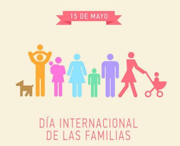 Imagenes para el dia internacional de las familias