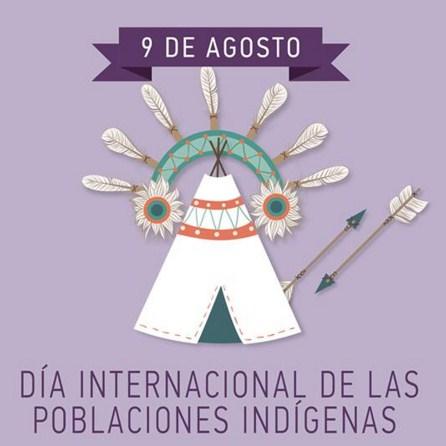 Imagenes para el dia internacional de las poblaciones indigenas